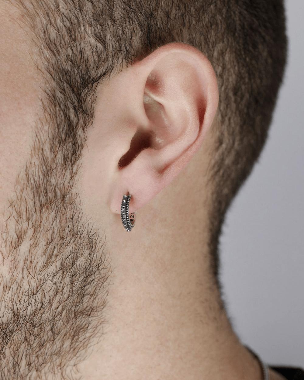 Earrings ETHNIC SMALL HOOP PAIR EARRINGS NOVE25