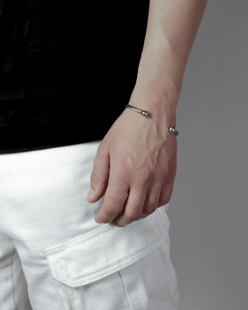 Bracelets TORCHON BANGLE NOVE25