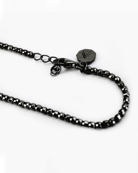 RUTHENIUM DISCO BRACELET 300