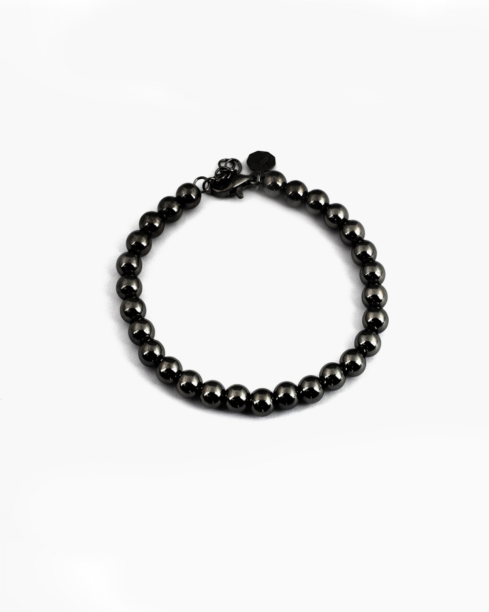 Bracelets RUTHENIUM BALL BRACELET 600 NOVE25