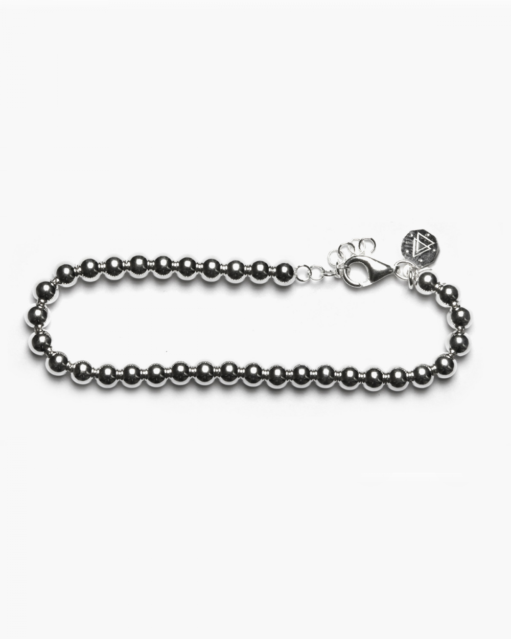 Bracelets SILVER BALL BRACELET 500 NOVE25