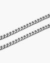 collana grumetta quadrata filo 150
