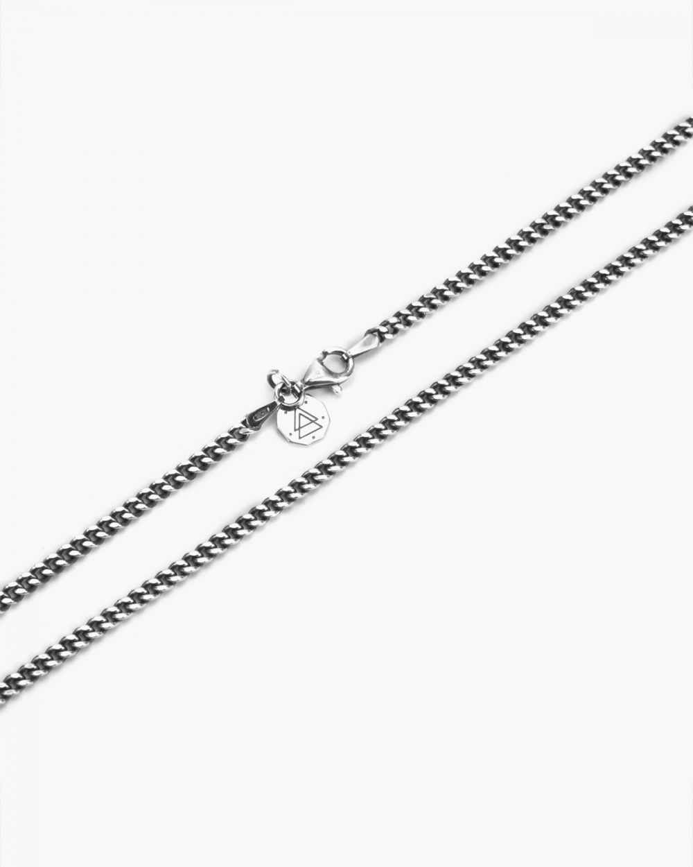 Necklaces CURB CHAIN NECKLACE 080 NOVE25