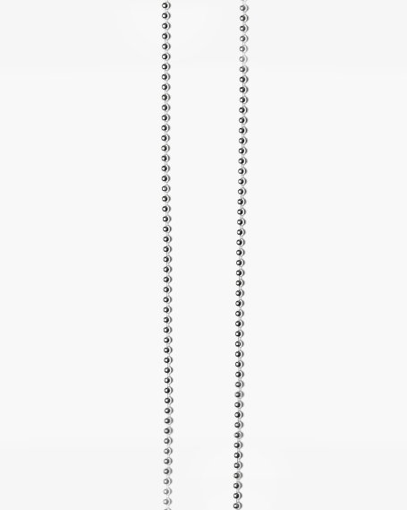 BUBBLE CHAIN 200 NECKLACE