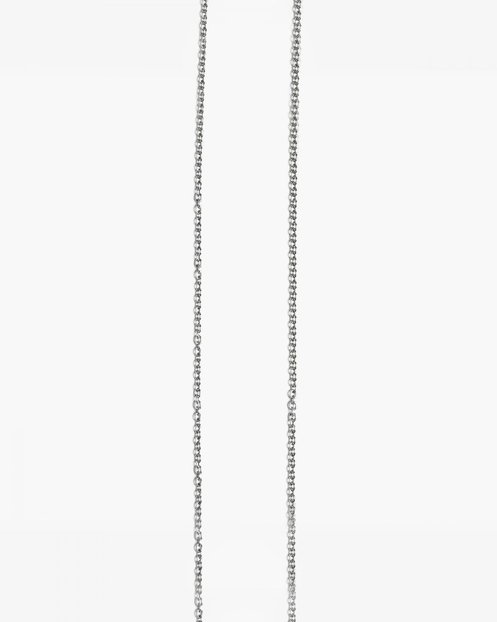 Necklaces BURNISHED CABLE CHAIN NECKLACE 060 NOVE25