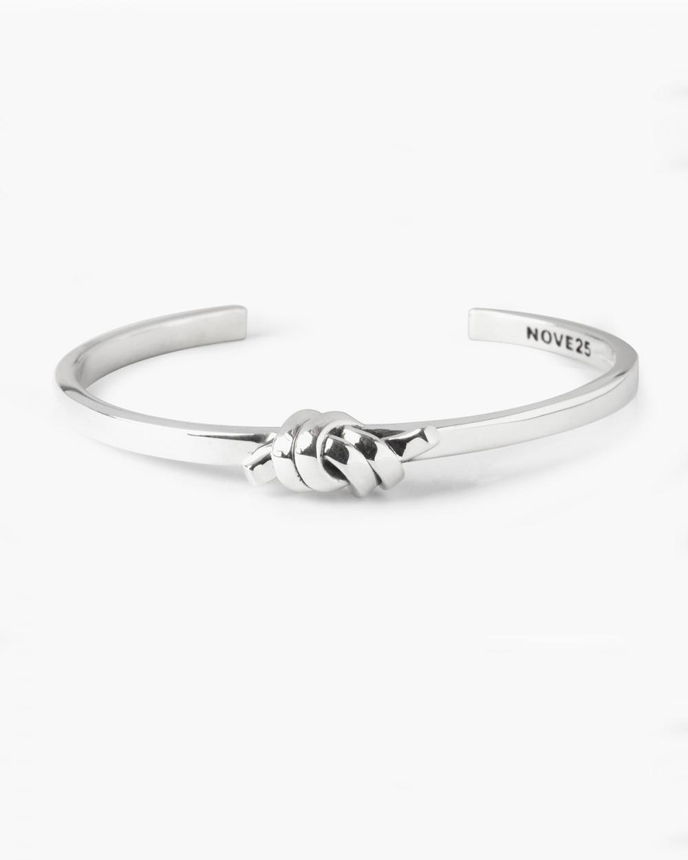 Bracelets KNOT BANGLE NOVE25