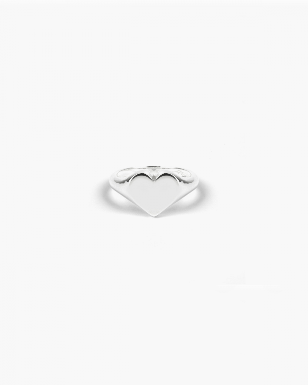 Rings HEART SIGNET RING NOVE25