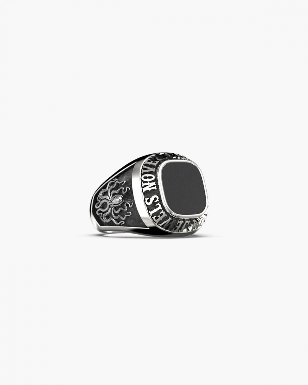 MYNOVE25 SQUARE CELEBRATION RING NOVE25