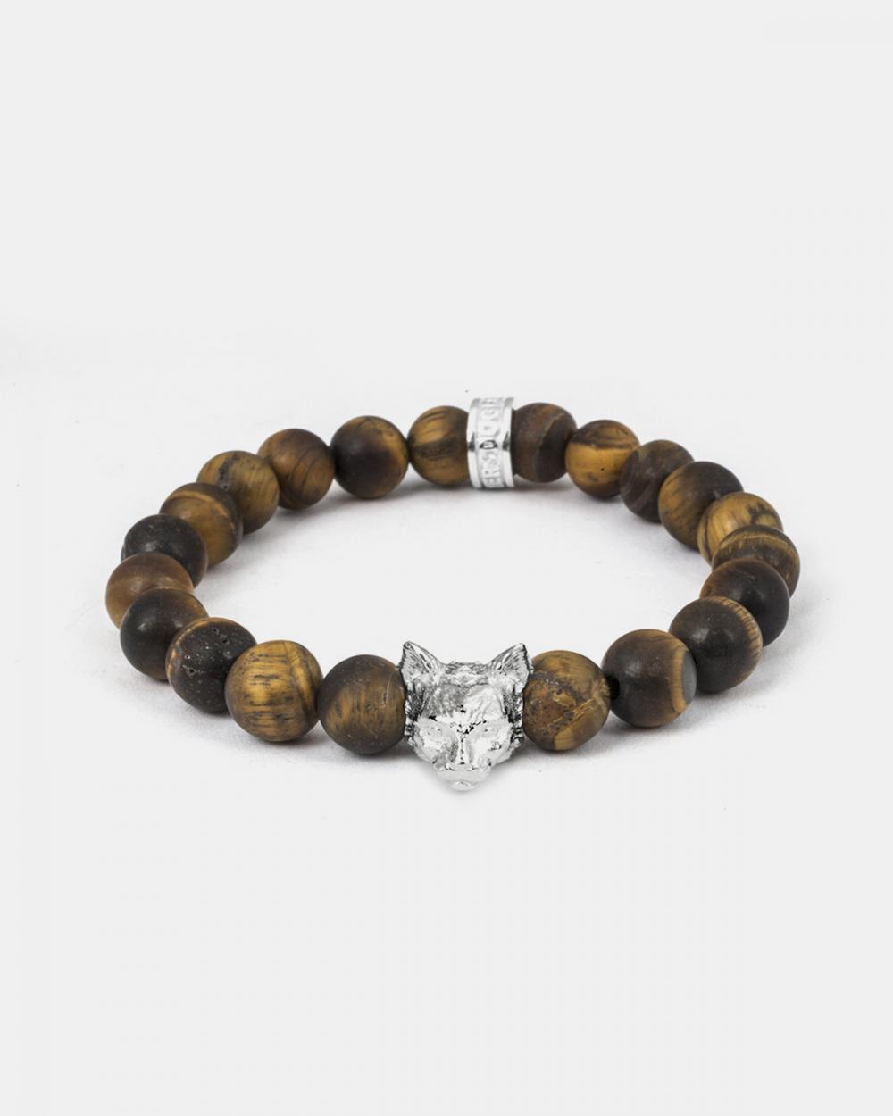 Bracelets NORWEGIAN FOREST & TIGER'S EYE BRACELET NOVE25