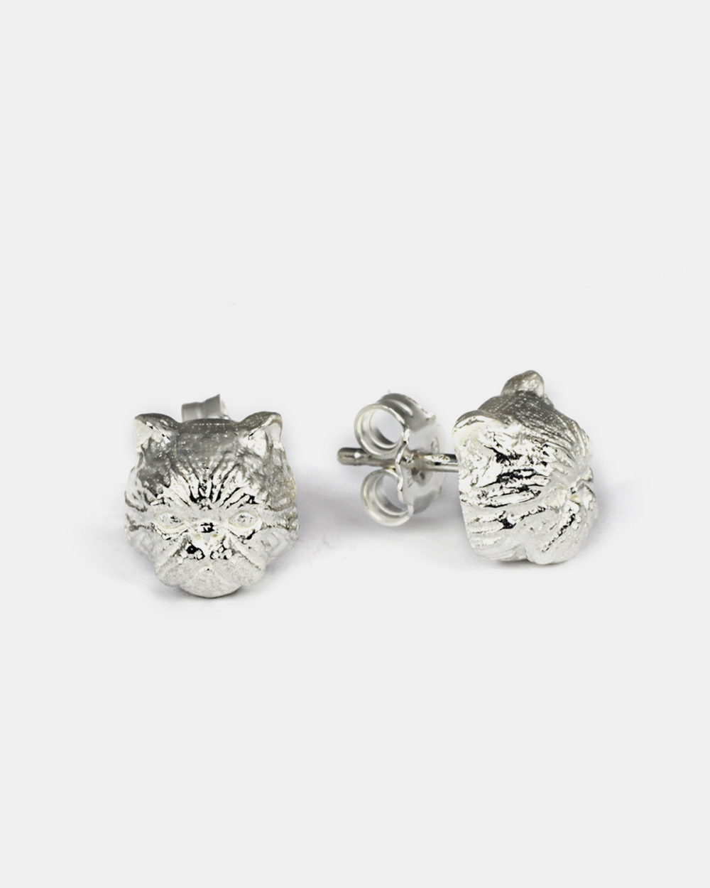 Earrings PERSIAN COUPLE EARRINGS / POLISHED BURNISHED FINISH NOVE25