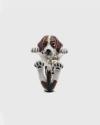 anello hug beagle smalto