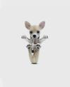 anello hug chihuahua smalto