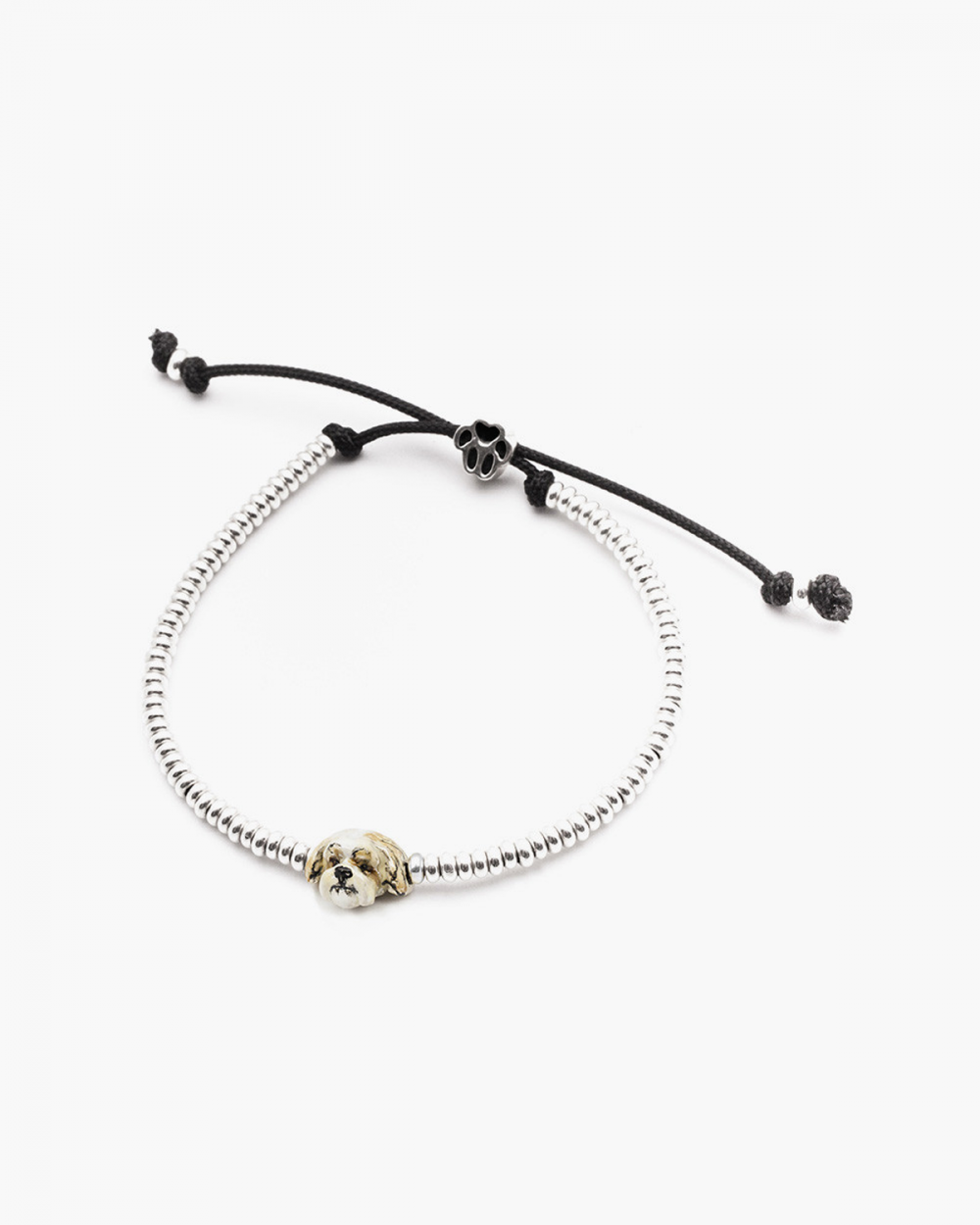 poodle snout bracelet enamelled