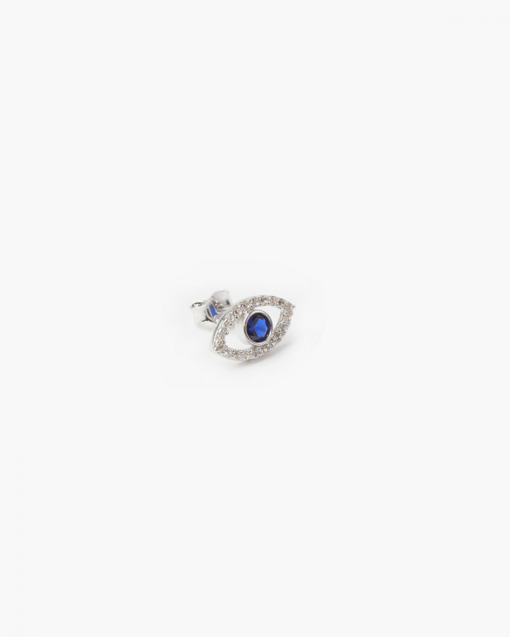 Earrings CUBIC ZIRCONIA EYE SINGLE EARRING NOVE25