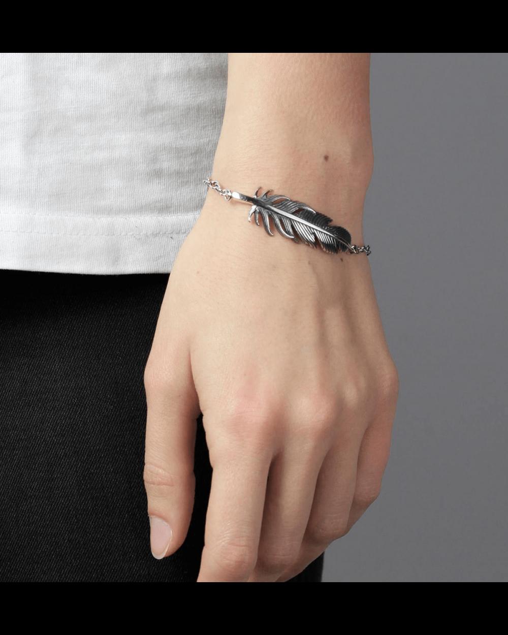Bracelets FEATHER BRACELET NOVE25