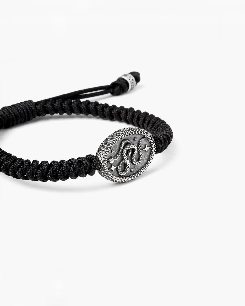 Bracelets SNAKE AND ROPE BRACELET NOVE25