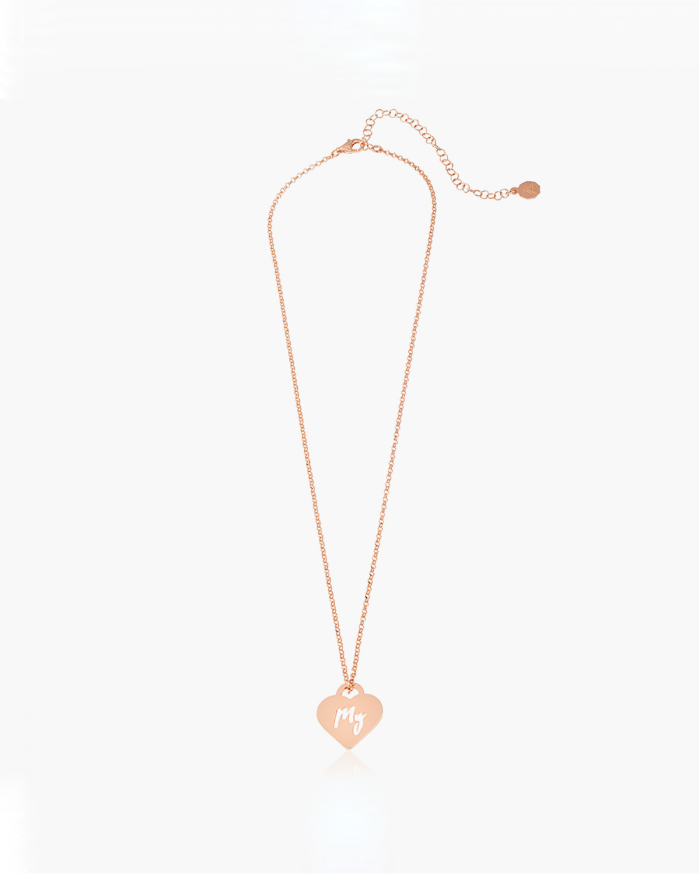 Love25 by Nove25 feat. ClioMakeUp MYFIRSTLOVE PENDANT NECKLACE NOVE25