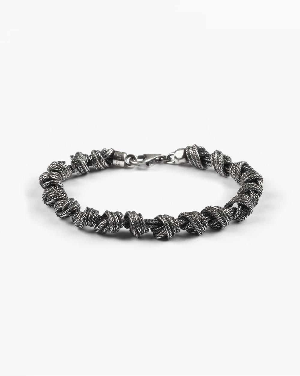 Bracelets FOXTAIL BIG KNOTS BRACELET NOVE25