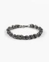 foxtail big knots bracelet