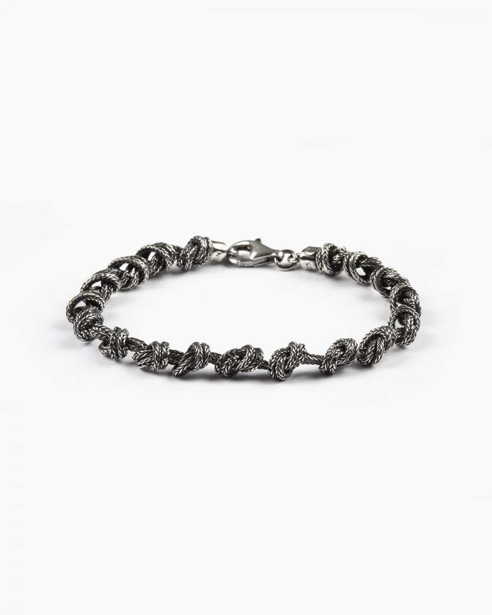 Bracelets FOXTAIL SMALL KNOTS BRACELET NOVE25