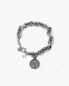 unalome pendant bracelet f250