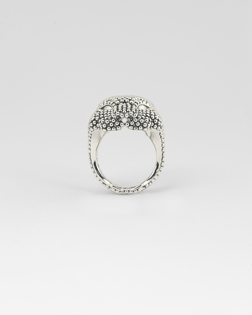 dotted panther ring