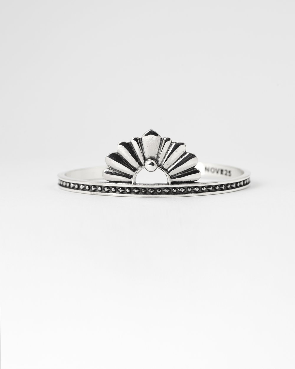 ethnic floral bracelet