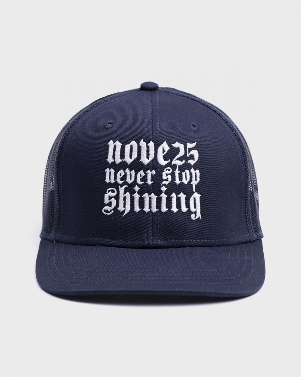 trucker cap nove25 navy